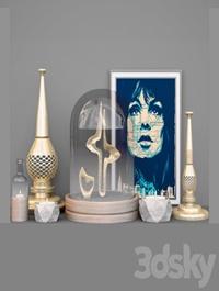 Decorativ set 12