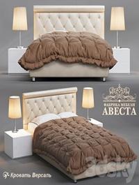 Bed & Versailles