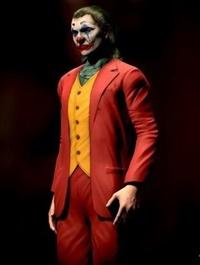 Artstation Joker PBR