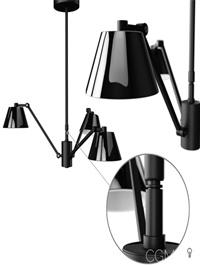 Zuiver Lub Pendant Lamp