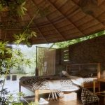 Interior Bamboo Resort Scene Sketchup by TranMinhLuan