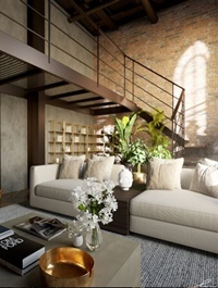Livingroom, Interior, Scene, By, Hien, Do,TiHi