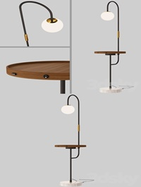 Eureka Floor Lamp