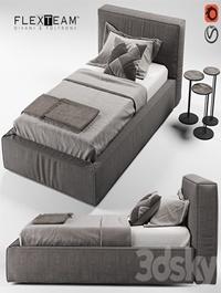 FLEXTEAM SLIM ONE bed