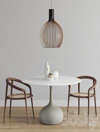 Alias Saen Round Table set