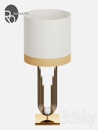 Table lamp Romatti Alemoor