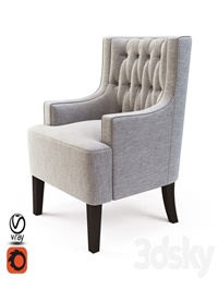 Chair of dantone Richmond