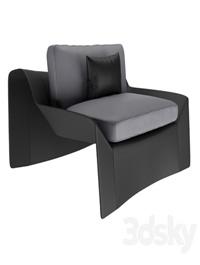 Bugatti home chiron armchair