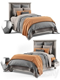 Vaughn Storage Bed