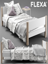 FLEXA SINGLE BED