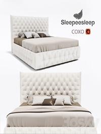 Bed Factory sleepeesleep Model Soho