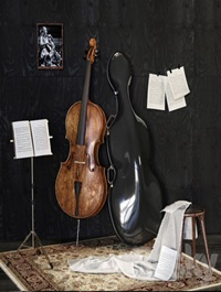 Music Set With Cello