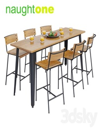 Naughtone Construct Table Set
