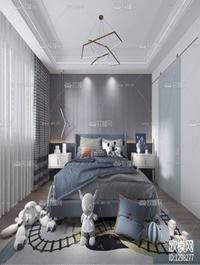 Modern Style Bedroom 531