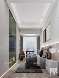 Modern Style Bedroom 530
