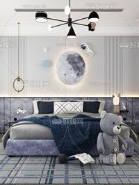 Modern Style Bedroom 528