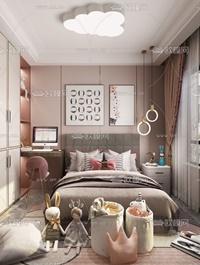 Modern Style Bedroom 527