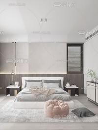 Modern Style Bedroom 526