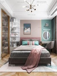 Modern Style Bedroom 525