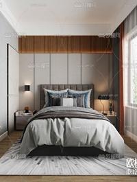 Modern Style Bedroom 521