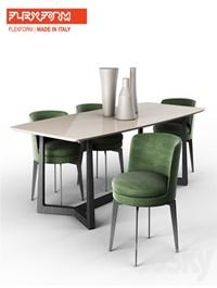 FLEXFORM Table Chais