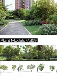 MAXTREE Plant Models Vol 59