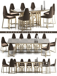 DINING TABLE 14