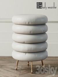 LAUREL STOOL by Kelly Wearstler
