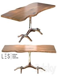 Speel Slab dining table