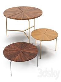 BassamFellows CIRCULAR TABLE SERIES