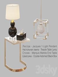 HORCHOW decorative set