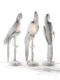 Seletti polly parrot