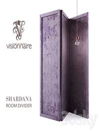 VISIONNAIRE Shardana room divider