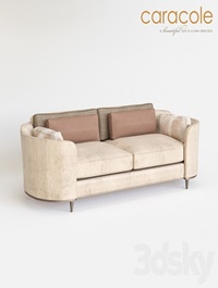 Chesterfield ottoman coffee table