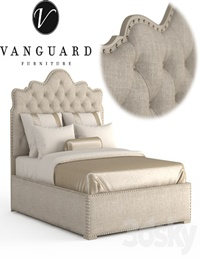 Vanguard Furniture Flora Queen Bed