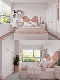 Interior Children Room 23 By Phan Thanh Duong