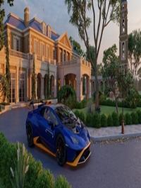Lamborghini Huracan STO for Lumion 10-11