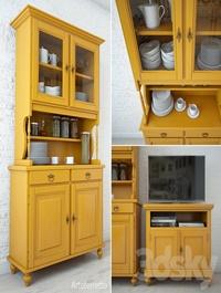 ARTEFERRETTO wardrobe and TV Stand