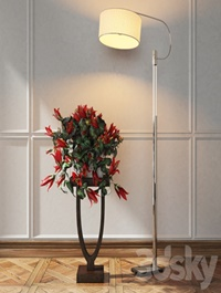 Uttermost Adara Floor lamp