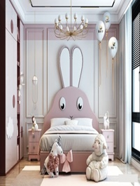 Interior Children Room 02 By HuyHieuLee