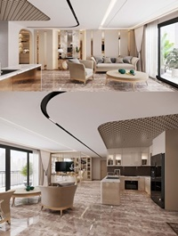 Kitchen – Livingroom 174
