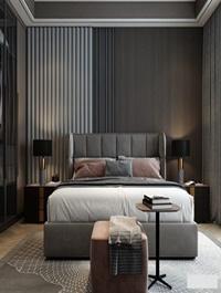 Modern Style Bedroom 568