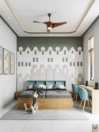 Children Room By Duc Anh