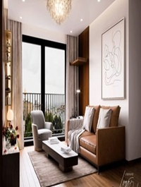 Livingroom Scene By LongDinh