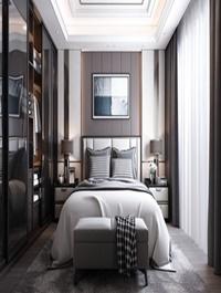 Modern Style Bedroom 590