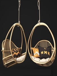Hemmingway Hanging Chair