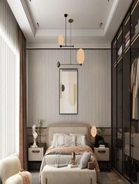Modern Style Bedroom 564