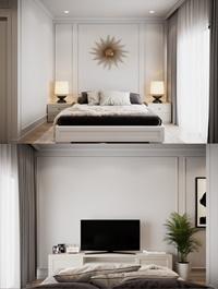 Modern Style Bedroom 563