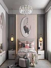 Interior Children Room By HuyHieuLee
