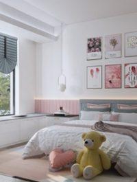 Interior Bedroom Scene Sketchup By DatHouzz